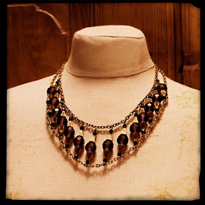 A Vintage Jarma Necklace