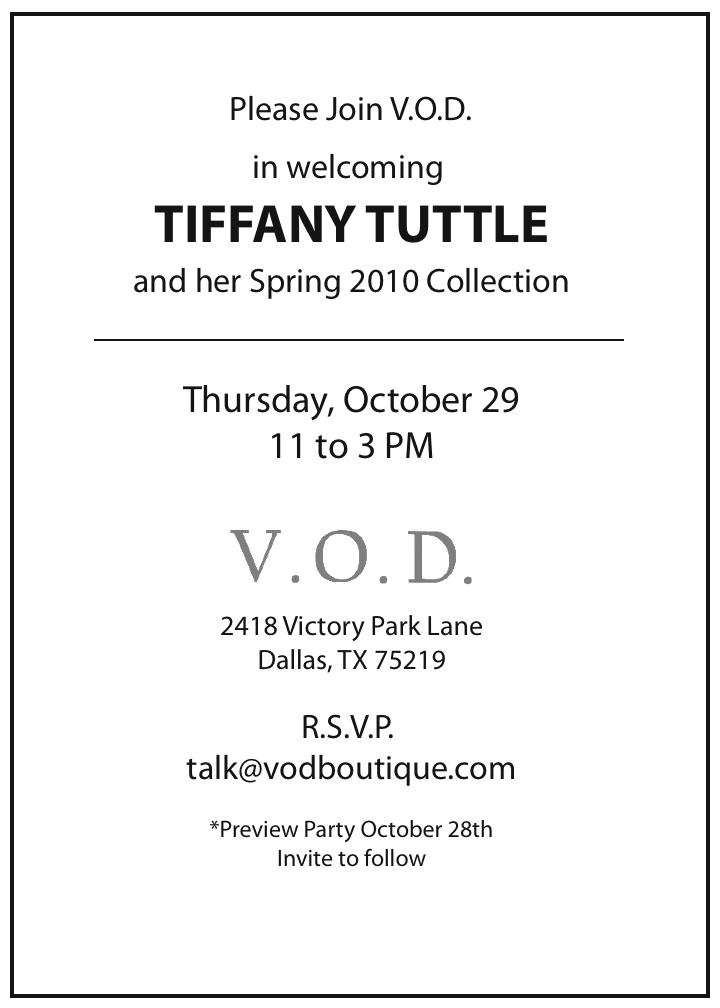 vod invite