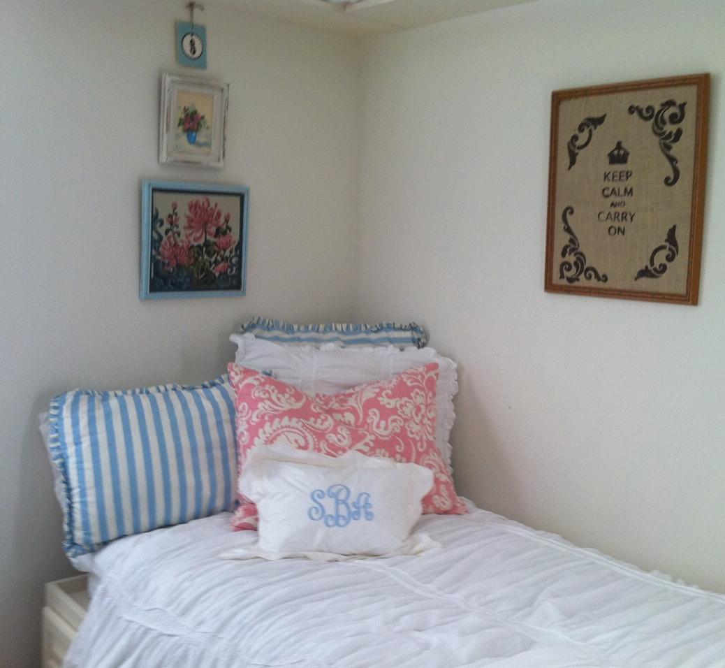 Dorm Bedding Decor Dorm Room Decor Smu Style
