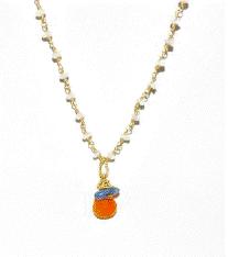 LunaTeal Calypso Breeze Necklace