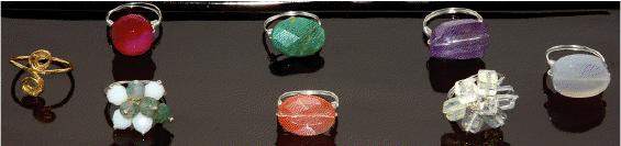 LunaTeal rings